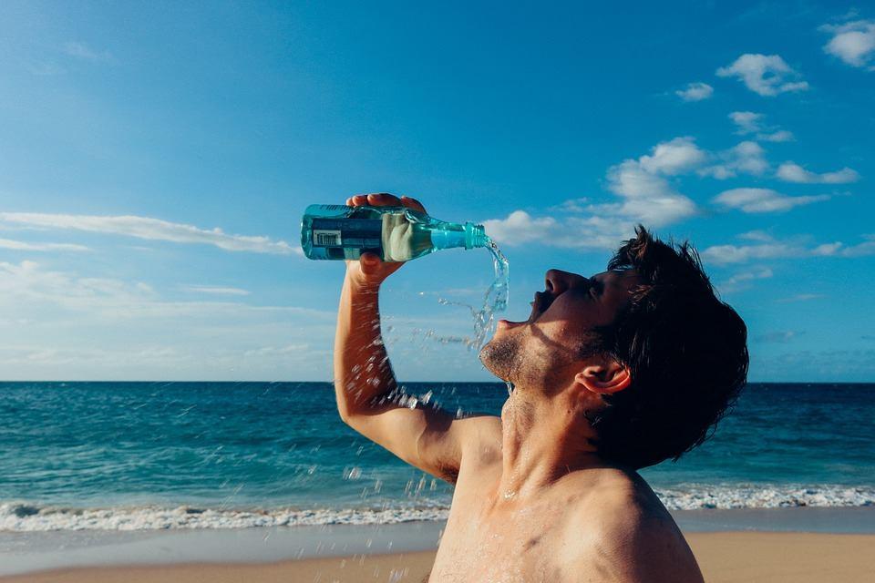 beneficio agua quiropractico