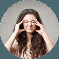 Dolor de cabeza y migraña quiropráctica